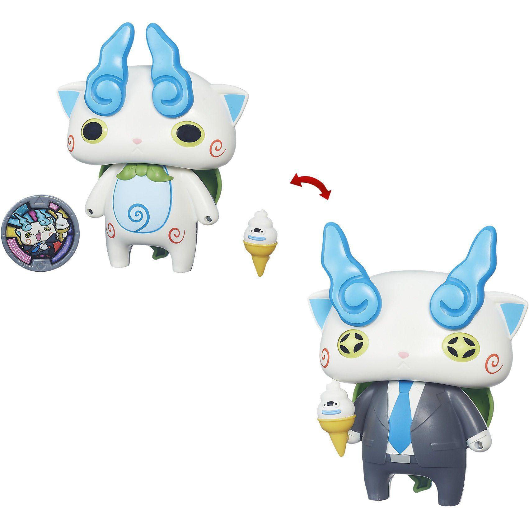 Hasbro Yo-Kai Watch - Verwandlungsfiguren - Komasan