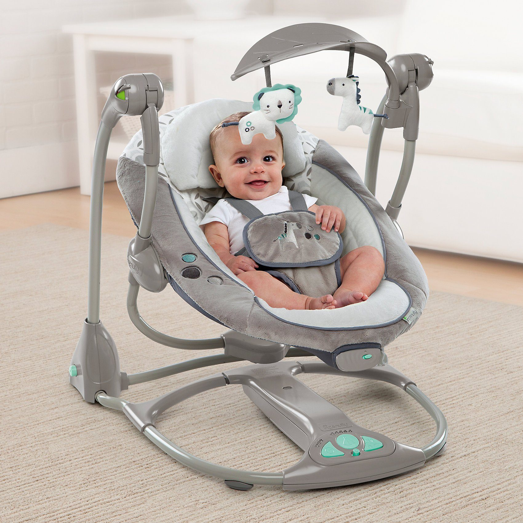 Ingenuity Babyschaukel Swing-2-Seat, Orson