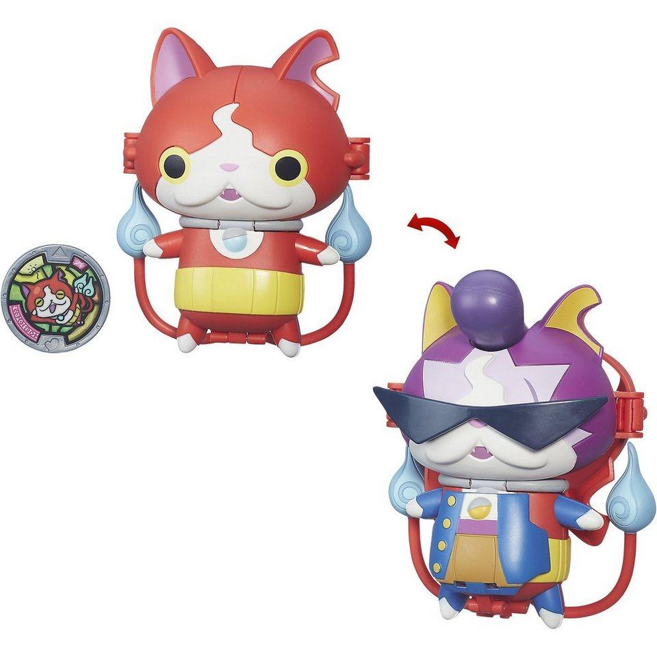 Hasbro Yo-Kai Watch - Verwandlungsfiguren - Jibanyan