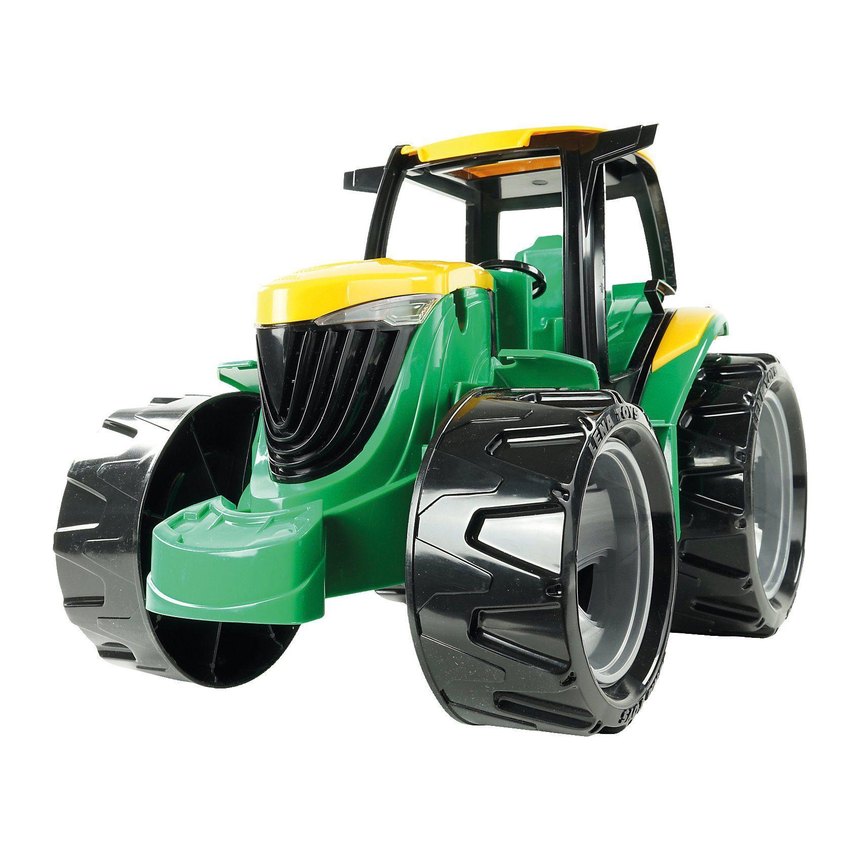 LENA Starke Riesen Traktor ohne Lader, Länge 48 cm