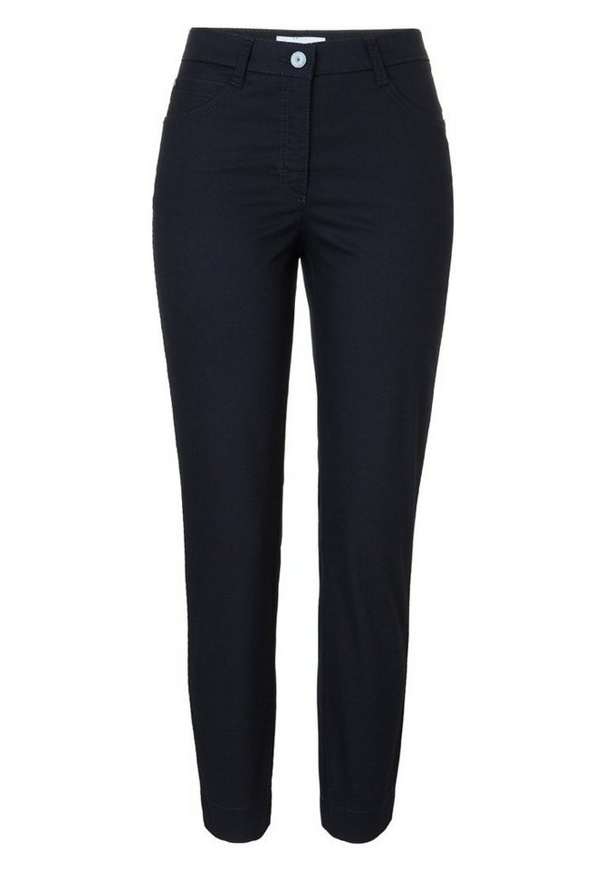 BRAX Hose »MARY S PEARL« in PERMA BLUE