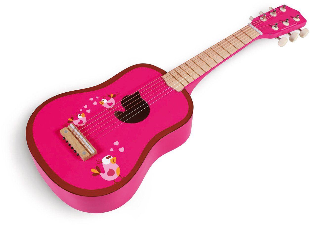 Scratch, Gitarre für Kinder, »Love Birds«