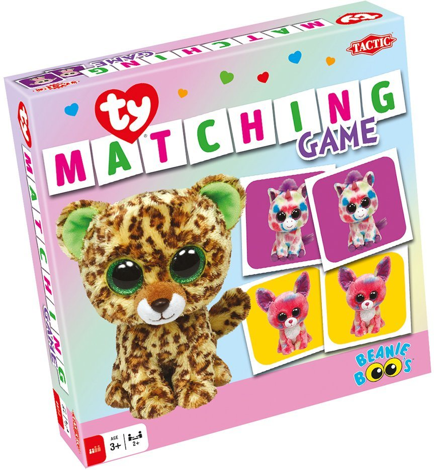 Ty, Memospiel, »Tactic Beanie Boo´s™ Matching Game«