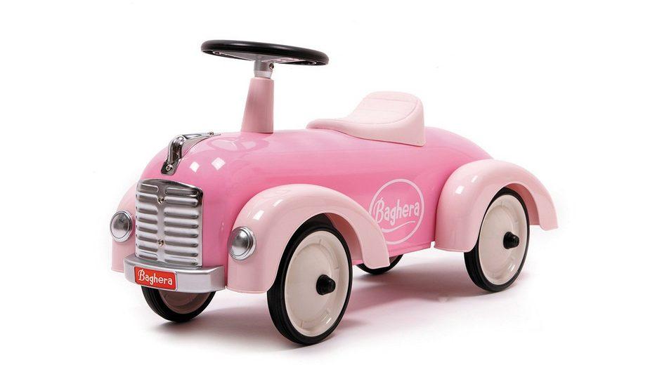 Baghera Rutscherfahrzeug aus Metall, »Rutscher Speedster Rosa«