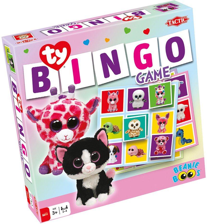 Tactic Bingospiel, »Ty Beanie Boo´s™ Bingo«
