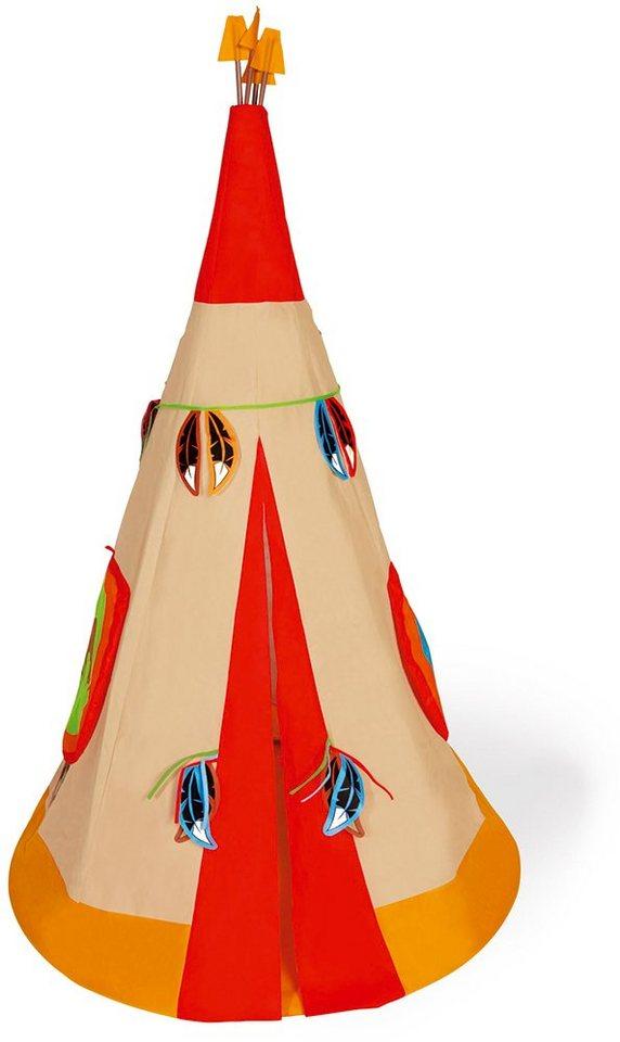 Scratch Kinderzelt, »Tipi Zelt«
