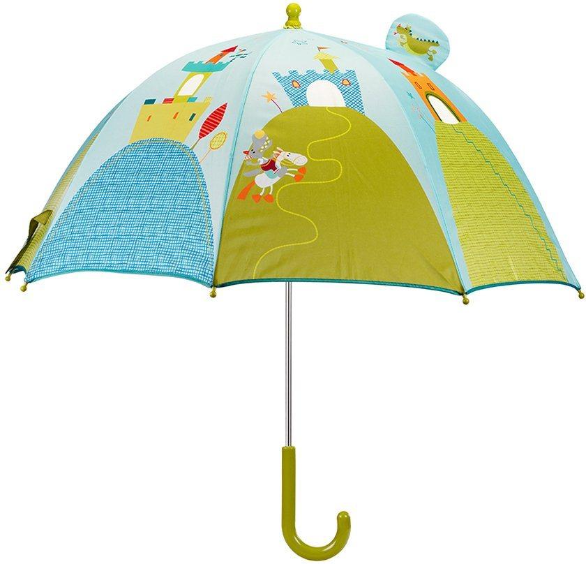 Lilliputiens, Regenschirm mit Sichtfenster, »Walter«