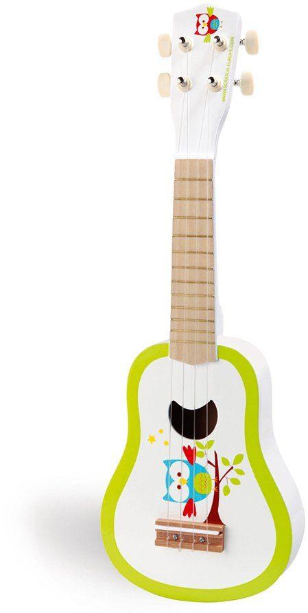 Scratch, Kindergitarre, »Eule Lou Ukulele«