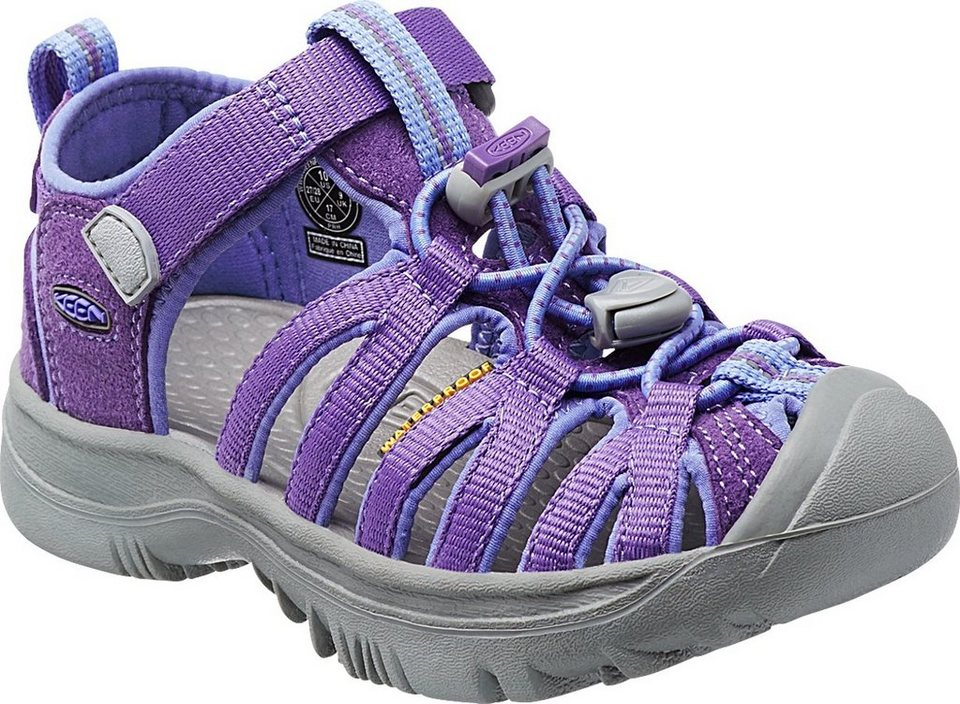 Keen Sandalen »Whisper Sandals Children« in lila