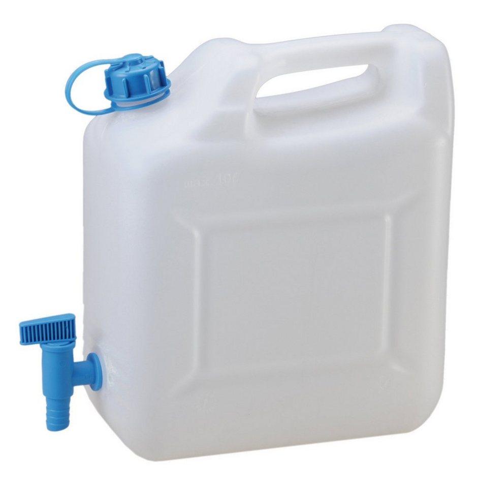 Hünersdorf Wasserkanister »Eco Wasserkanister 12L« in weiß