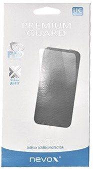 Nevox Klare Schutzfolie für das Galaxy S7 »UltraClear« in transparent