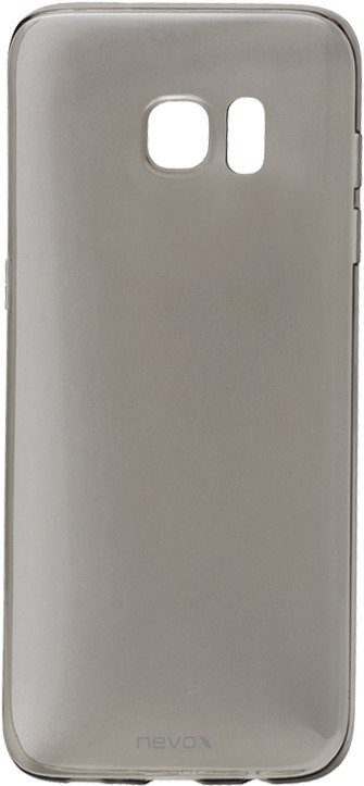 Nevox Sehr dünnes TPU Cover für das Galaxy S7 edge »StyleShell Flex«