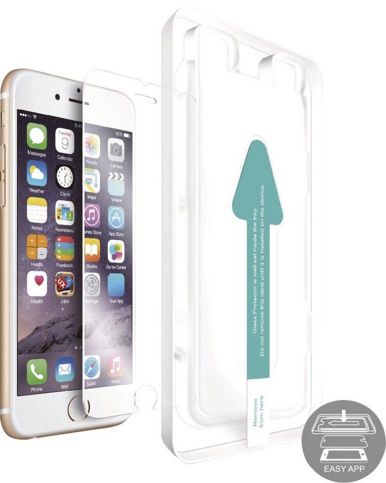 Nevox Schutzfolie aus ultradünnem, gehärtetem Glas für die Apple Watch »NEVOGLASS« in transparent