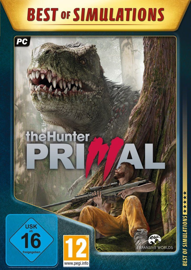 astragon PC - Spiel »The Hunter: Primal«