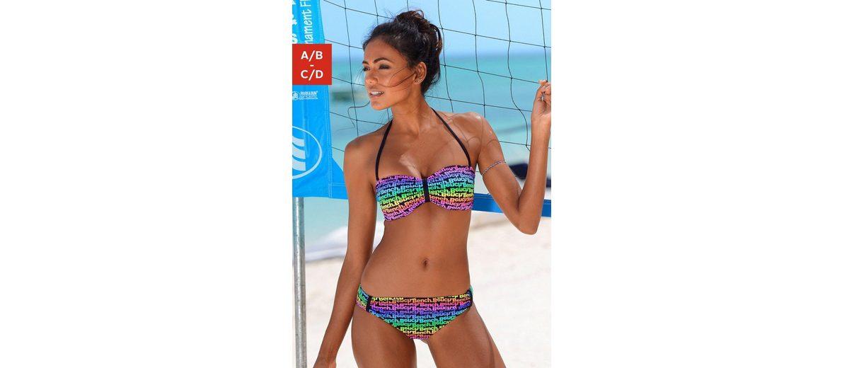Bench. Bandeau-Bikini im bunten Druckdesign oder unifarben Brandneue Unisex Online Billig Wie Viel cWrhhsQMh5