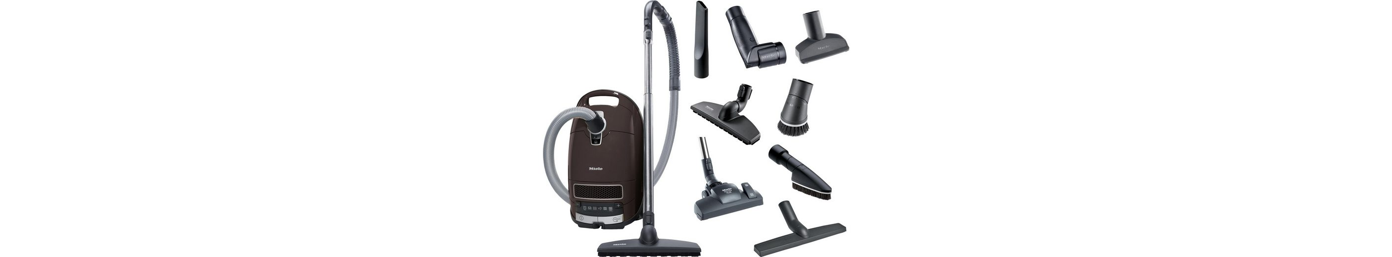 Miele Bodenstaubsauger Complete C3 Total Care EcoLine, A