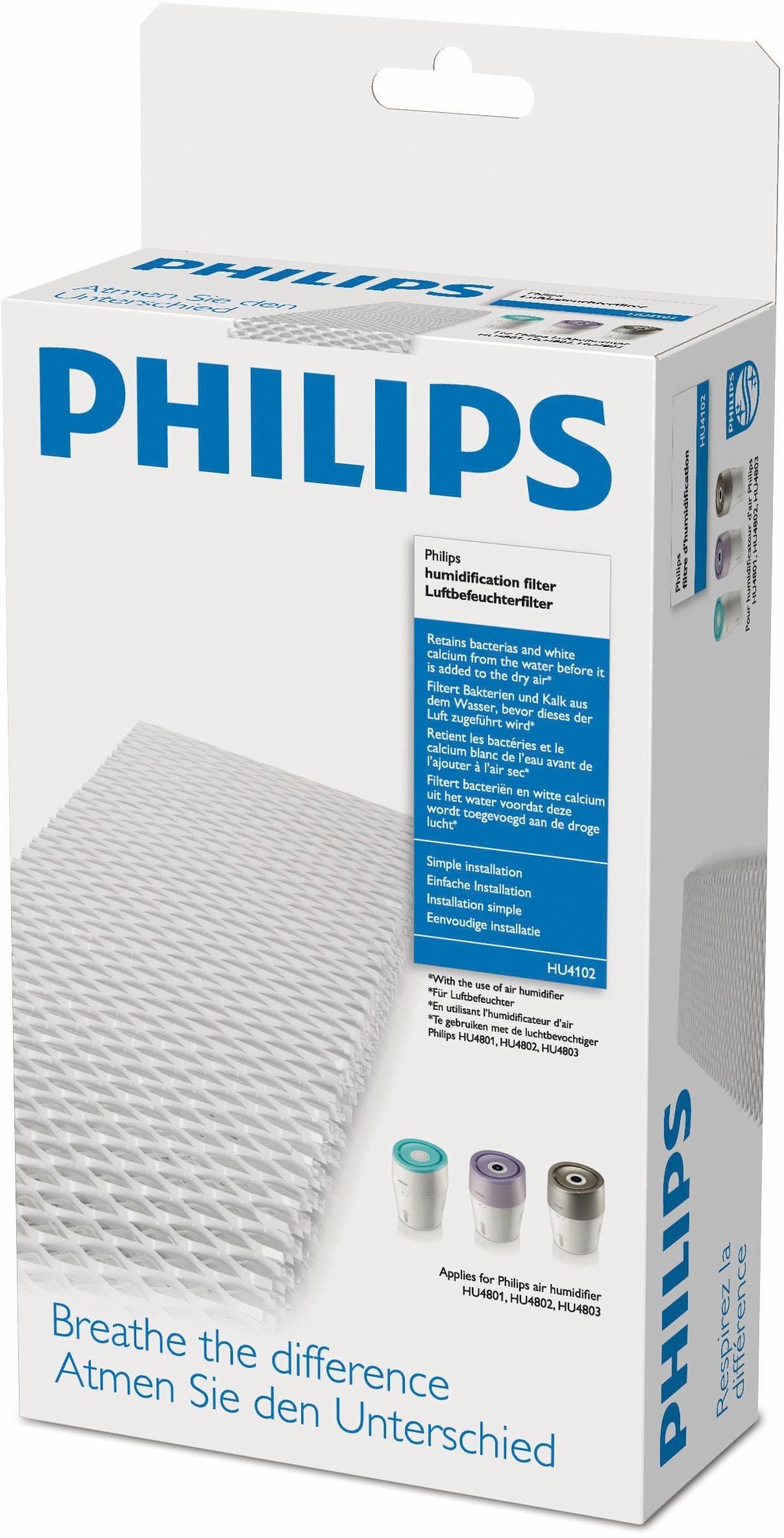 Ersatz-Luftbefeuchterfilter HU4102/01