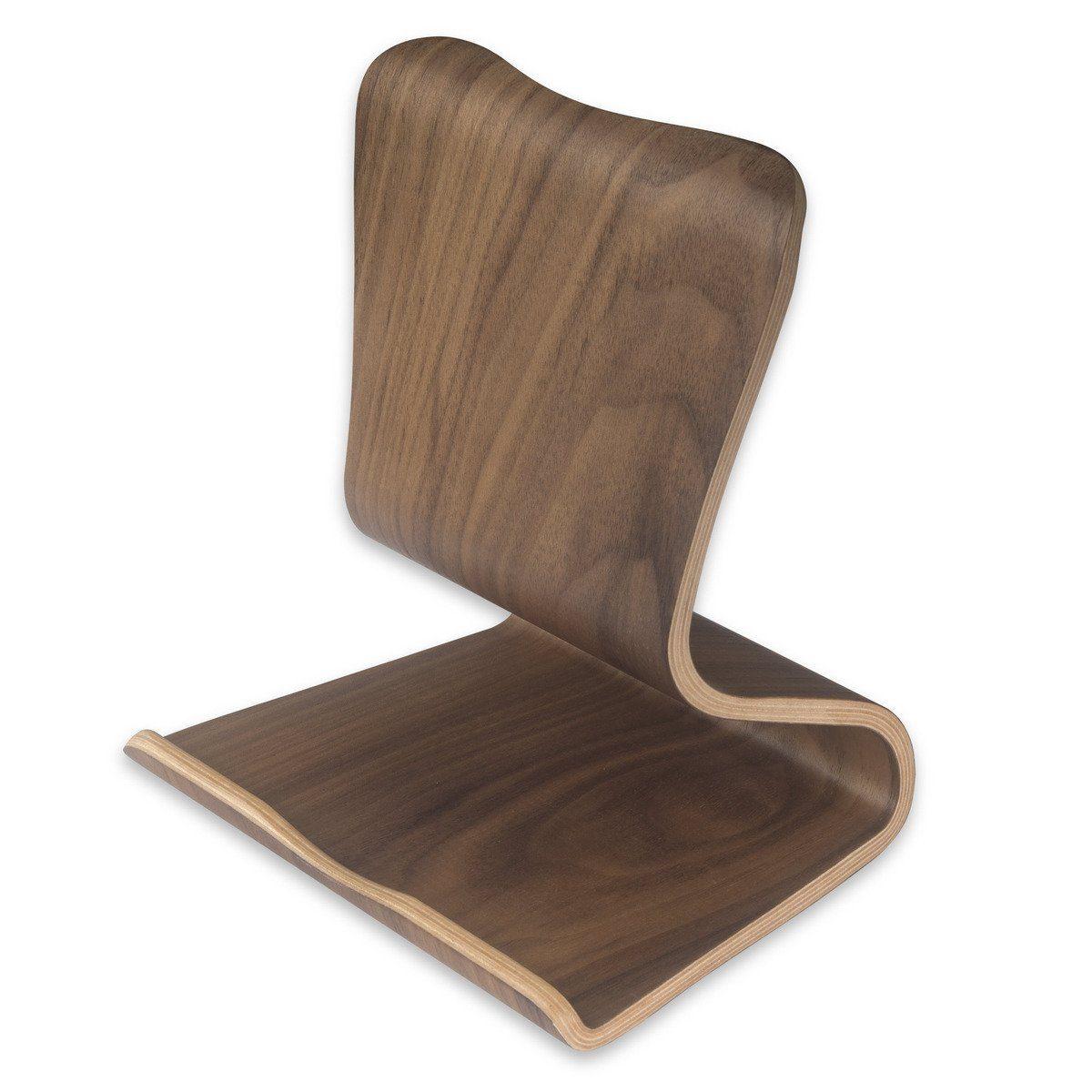4Smarts Halter »Basic Wood Stand für Tablets«