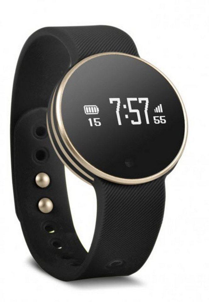 swisstone Smartwatch »SW 400« in Schwarz