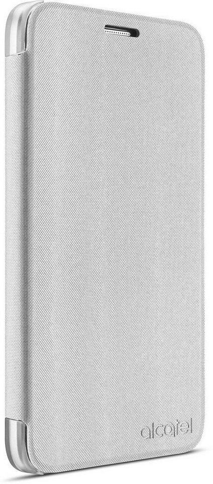 Alcatel Handytasche »Flipcover FC5051« in Silber