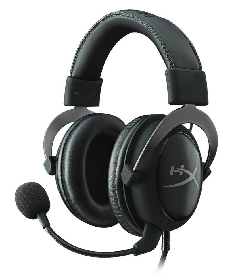 HyperX Headset »Gaming Headset Cloud II« in Anthrazit