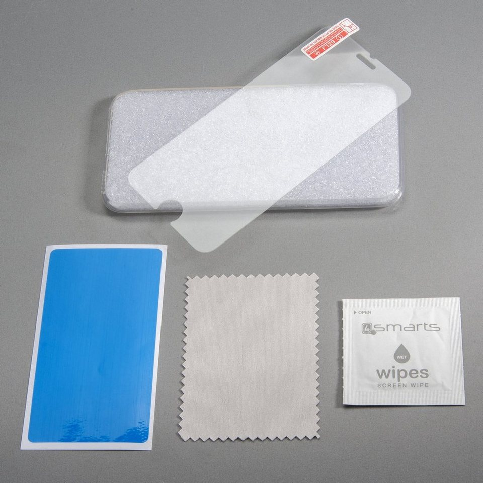 4Smarts Handytasche »360° Protection Set für Apple iPhone 6/6S« in Transparent