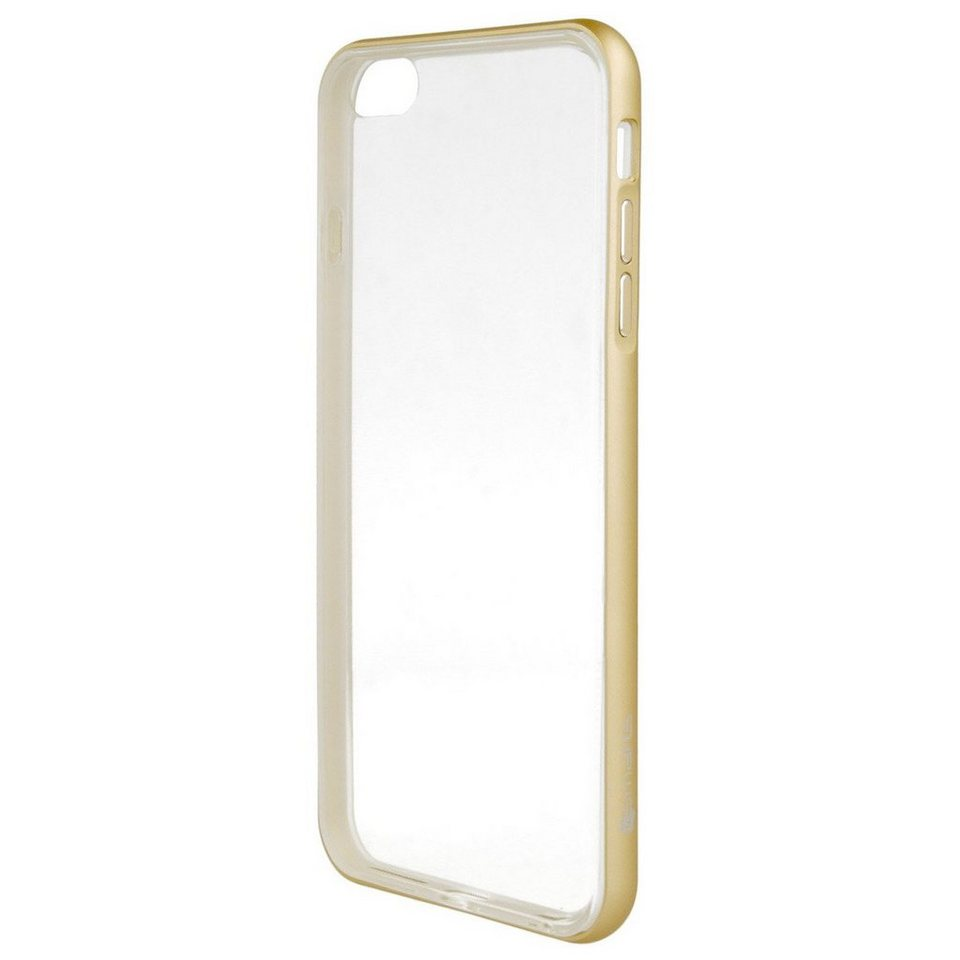 4Smarts Handytasche »UPTOWN Clip für iPhone 6/6S« in Gold-Transparent