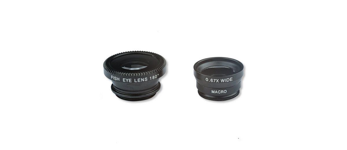 4Smarts Zubehör »Basic Photographer Lens Set für Smartphones«
