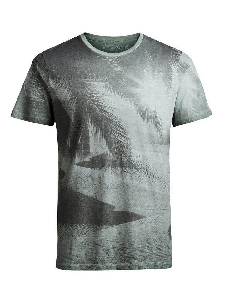 Jack & Jones Spezialgefärbtes T-Shirt in Green Bay