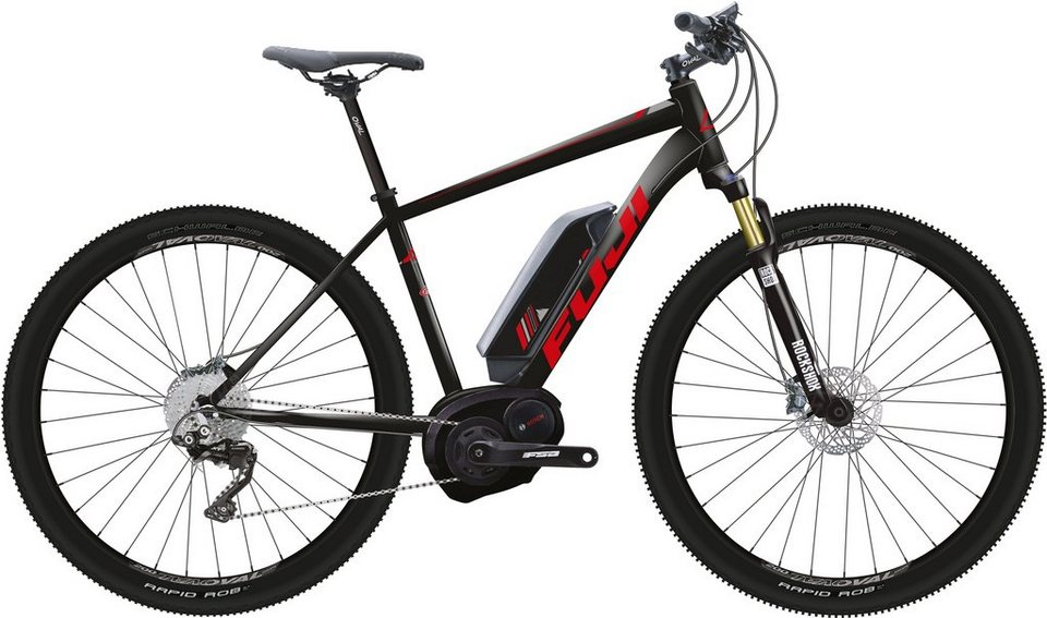 fuji mountain e bike 27 5 zoll mittelmotor 10 gang. Black Bedroom Furniture Sets. Home Design Ideas