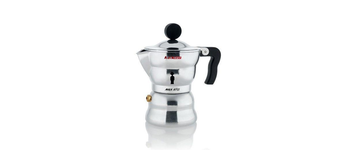 Alessi Alessi Espressomaschine MOKA ALESSI 1 Tasse