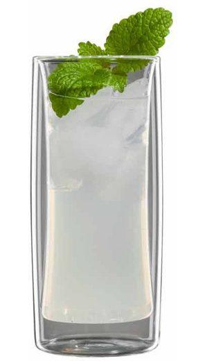 bloomix Set: Limonadenglas, »Kavex« (6tlg.)
