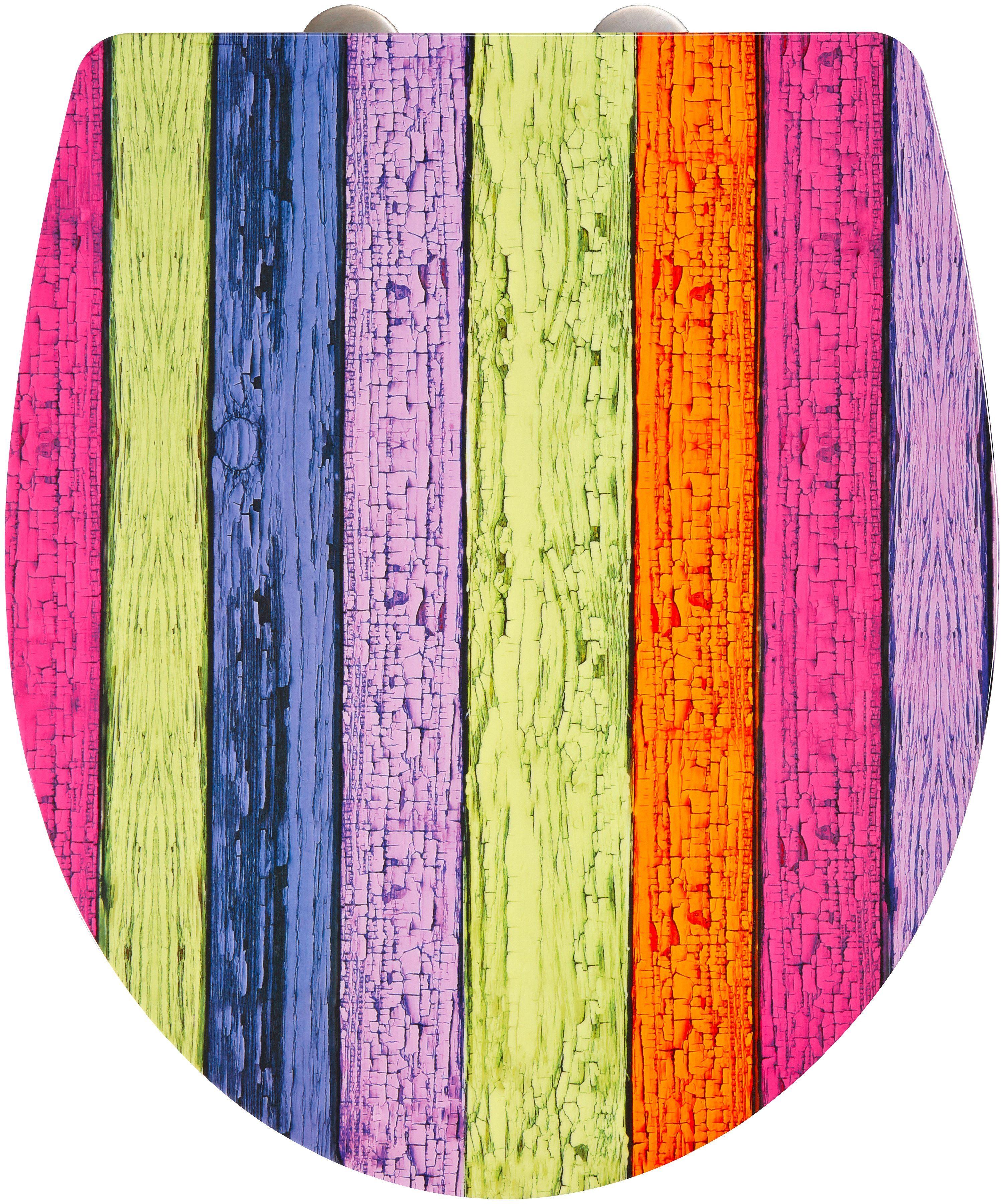WC-Sitz »Imola Colours«, Mit Absenkautomatik