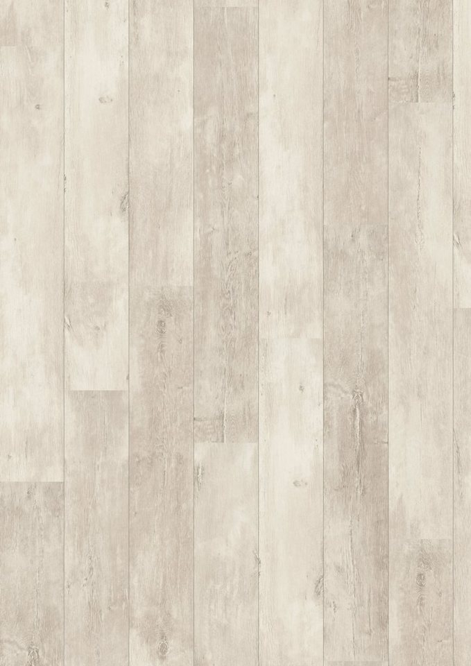 Laminat »Megafloor M1 Classic«, Anchorage Eiche weiss Nachbildung in weiß