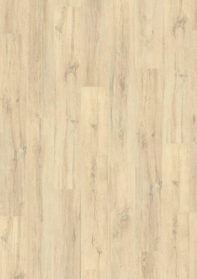 Laminat »Megafloor design+Classic«, Eiche wild sand Nachbildung in natur