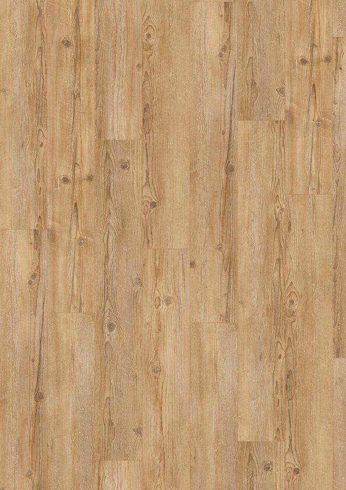 Laminat »Megafloor design+Classic«, Pinie rustikal braun Nachbildung in braun