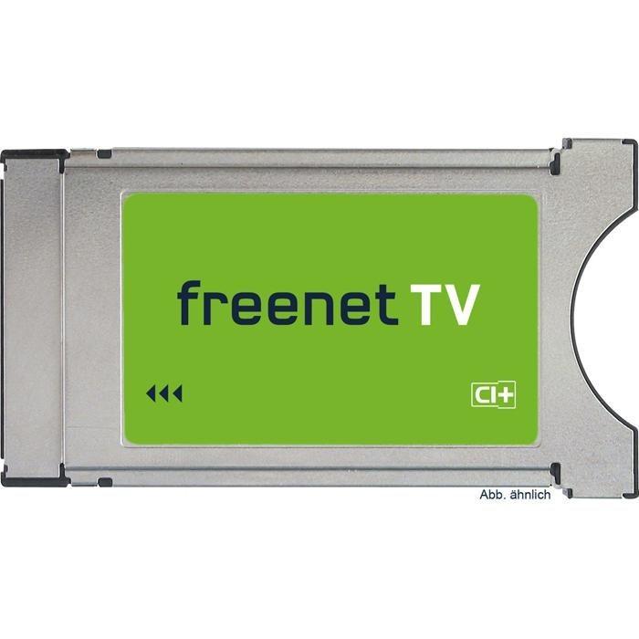 TELESTAR CI+ Modul »TV Modul von freenet TV« in silber