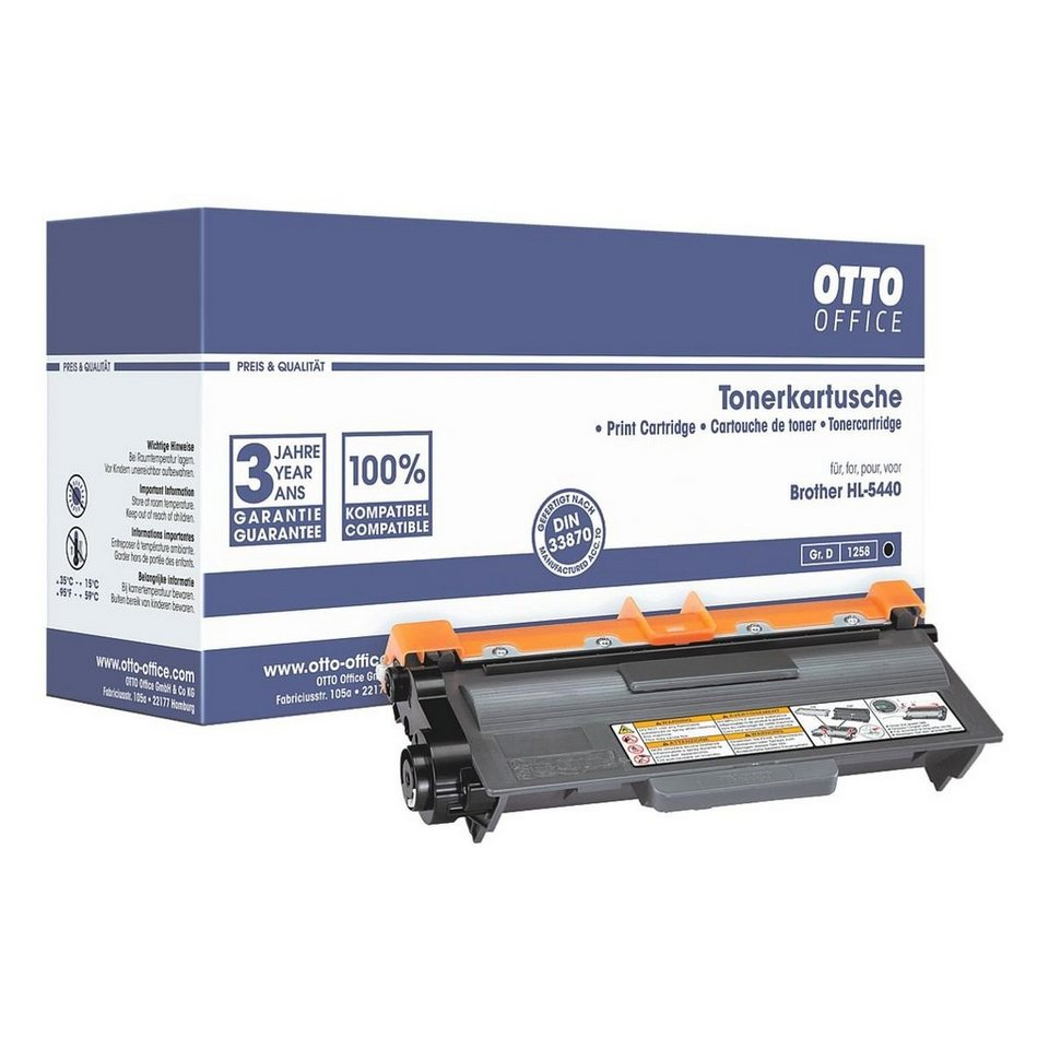 OTTO Office Standard Toner ersetzt Brother »TN-3330«