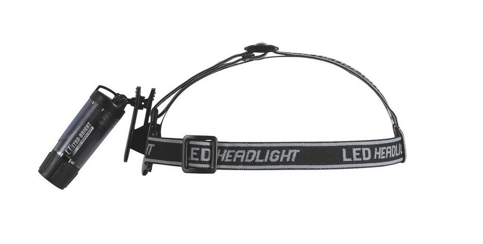 Relags Camping-Beleuchtung »LED Clip Stirnlampe« in schwarz