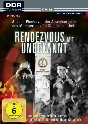 DVD »Rendezvous mit Unbekannt (2 Discs)«