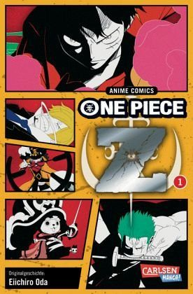 Broschiertes Buch »One Piece Z, Band 1«
