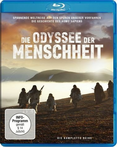Blu-ray »Die Odyssee der Menschheit«