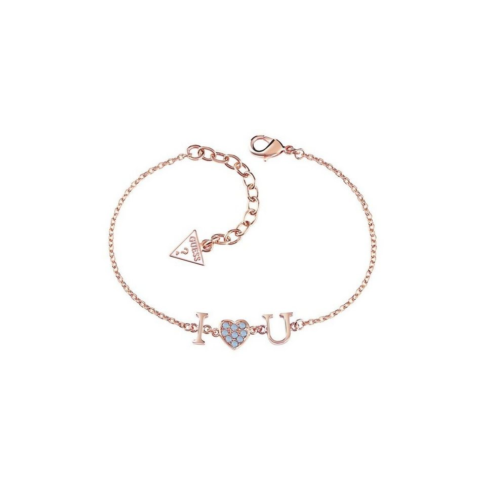 Guess ROSÉVERGOLDETS ARMBAND in Rose Goldenfarbe