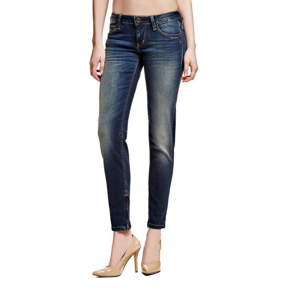 Guess Jeans »Skinny Ultra Low New Wonder« in Blau