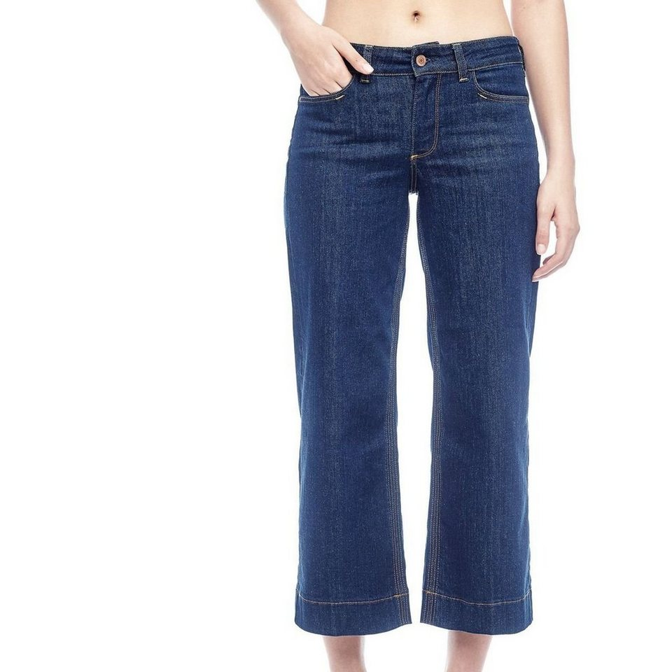 Guess JEANS-CULOTTE in Blau