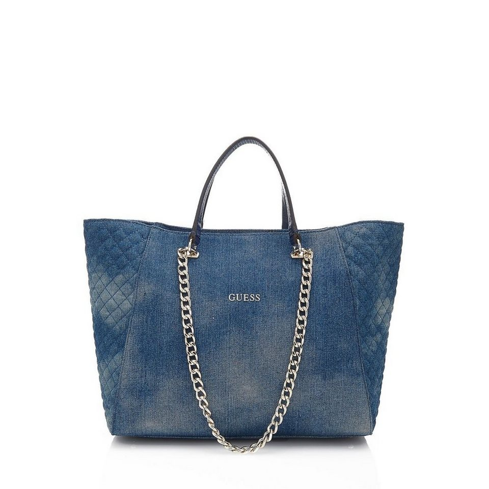 Guess JEANS-SHOPPER NIKKI in Blau