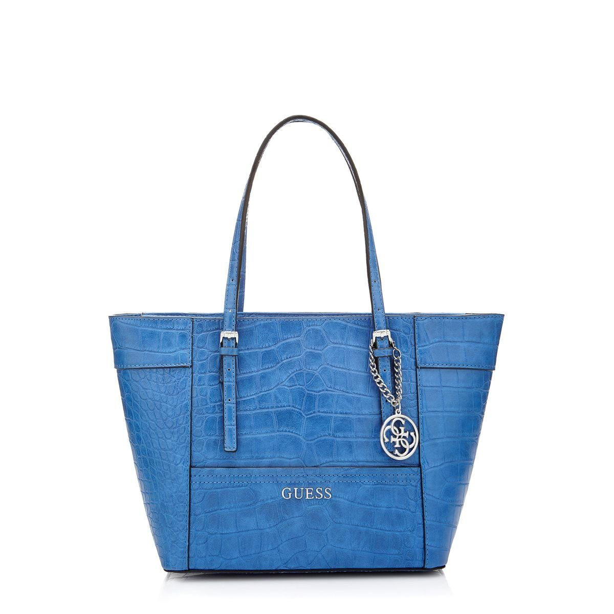 Guess KLEINER SHOPPER DELANEY KROKO-OPTIK
