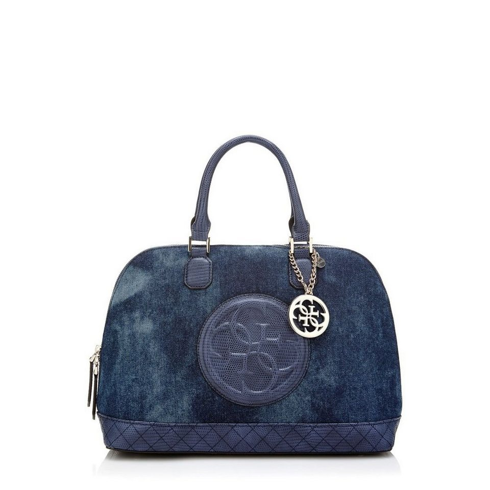 Guess JEANS-BAULETTO-TASCHE KORRY in Blau