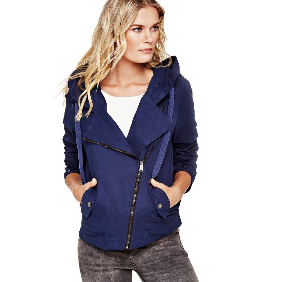 Guess PARKA SCHMUCK in Blau
