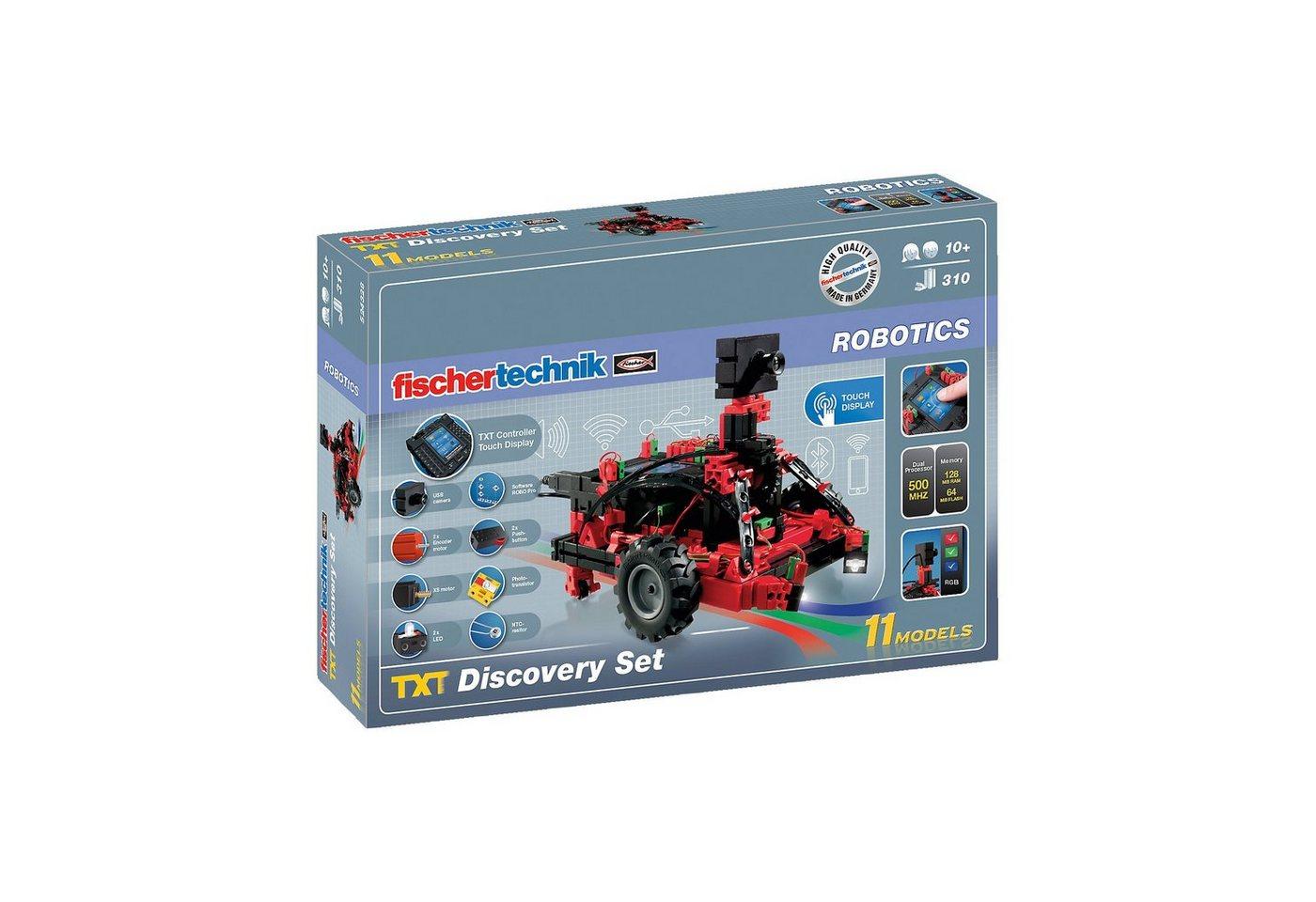 fischertechnik TXT Discovery Set